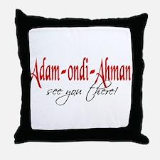 Adam-ondi-Ahman Throw Pillow