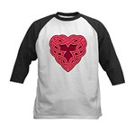 Chante Heartknot Kids Baseball Jersey