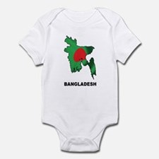 Bangladesh Infant Bodysuit