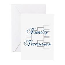 RAOGK Genealogy Greeting Cards (Pk of 10)