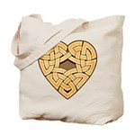 Chonoska Heartknot Tote Bag
