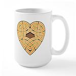 Chonoska Heartknot Large Mug