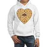 Chonoska Heartknot Hooded Sweatshirt