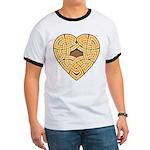 Chonoska Heartknot Ringer T