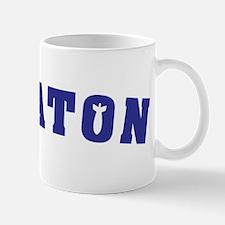 Megaton Blue Mugs