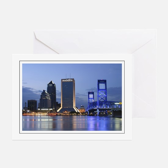 Jacksonville Greeting Cards (Pk of 10)