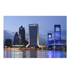 Jacksonville Postcards (Package of 8)