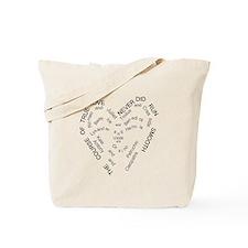 Cute Shrew Tote Bag