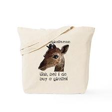 Buy A Giraffe Tote Bag