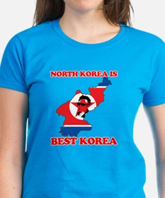 North Korea is Best Korea Tee
