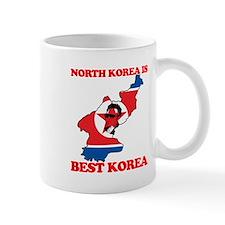 North Korea is Best Korea Mug