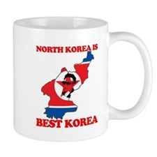 North Korea is Best Korea Mug