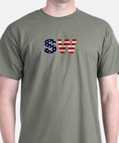 Salem Willows Stars N Stripes T-Shirt