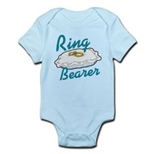 Ring Bearers Infant Bodysuit