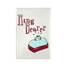 Ringbearer Rectangle Magnet