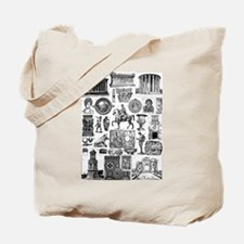 Cool Cesar Tote Bag