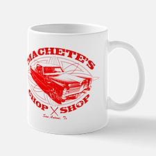 Machete Chop Shop Mug