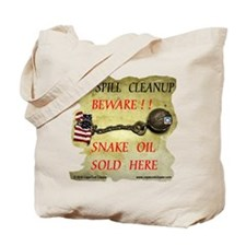SNAKE OIL BAGS & TOTES Tote Bag