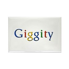 Giggity Giggity Google Rectangle Magnet
