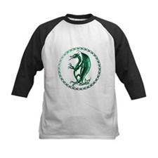 Green Celtic Dragon Tee