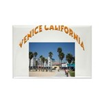 Venice California Rectangle Magnet (100 pack)