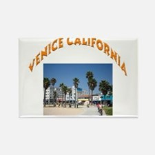 Venice California Rectangle Magnet