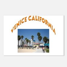 Venice California Postcards (Package of 8)