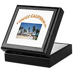 Venice California Keepsake Box