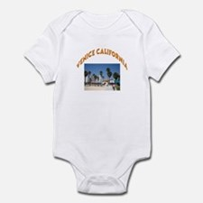 Venice California Infant Bodysuit