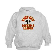 Fart Gun Locked & Loaded Hoody