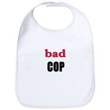 IVF Bad Cop Twin Bib