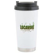 Locavore buy locally realfood Travel Mug