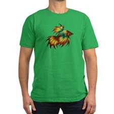 Spike the Rainbow Betta T