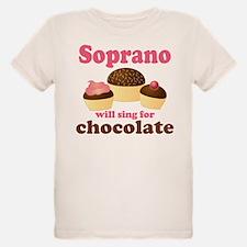 Chocolate Soprano T-Shirt