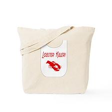 Lobster Killer Tote Bag