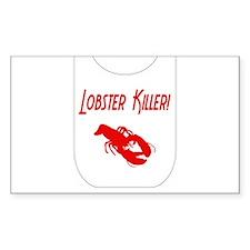 Lobster Killer Decal