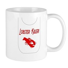 Lobster Killer Mug