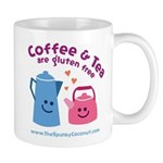 Coffee & Tea Are Gluten Free Mug