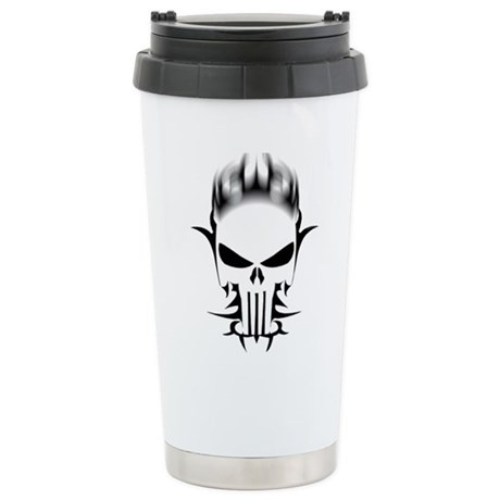Punish Stainless Steel Travel Mug