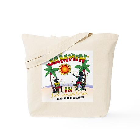 Jammin in JA Tote Bag
