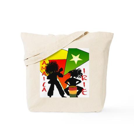 Jamaica Irie Tote Bag