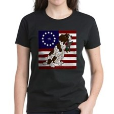 Patriot Brittany Pup Tee
