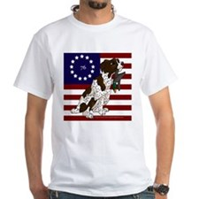 Patriot Brittany Pup Shirt