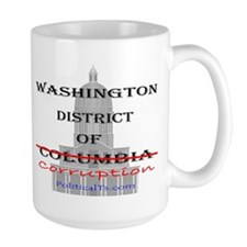 District of Corruption Mug