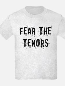 Funny Fear The Tenor T-Shirt