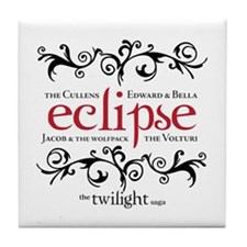 Eclipse - Twilight Saga Tile Coaster