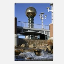 Sunsphere Postcards (Package of 8)