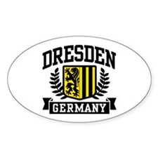 Dresden Germany Decal