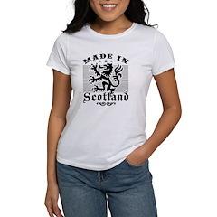 Made In Scotland Women's T-Shirt