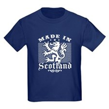 Made In Scotland T